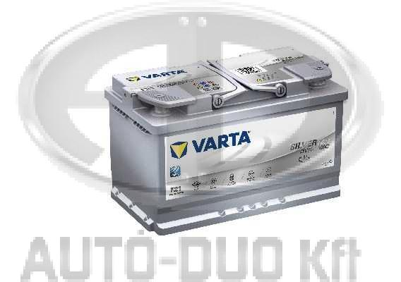 VARTA VARTA Start Stop Plus (AGM)