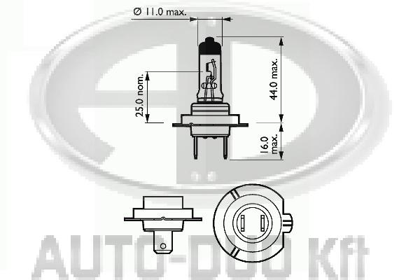 H7 Headlight Wiring Diagram